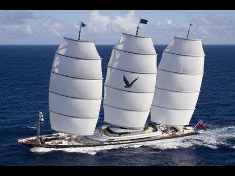 10 des plus beaux voiliers de luxe youtube - Les plus beaux plafonds du monde ...