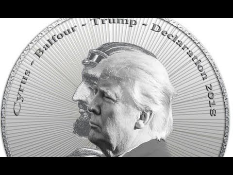 Trump's Face Will Feature On Israeli Coin