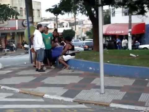 サンパウロ ダウンタウン Sao Paulo-Brazil