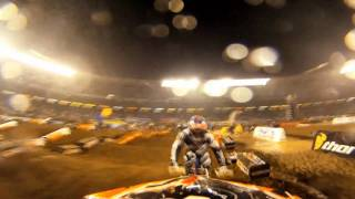 GoPro HD: San Diego Monster Supercross 2011