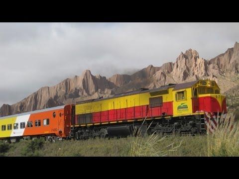 Argentina | Tren a las nubes - Zug in den Wolken