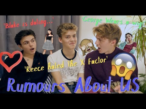 Addressing Rumours about Us