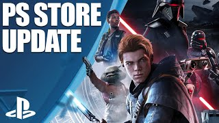 PlayStation Store Highlights - 13th November 2019