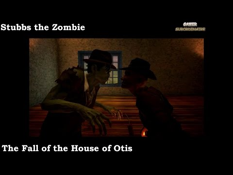 Stubbs the Zombie : The Fall of the House of Otis