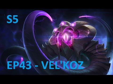 [S5] Live! EP 43 - Vel'Koz | Ojito con los tentáculos