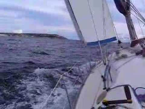 Sailing Croatia - Malta - Croatia - ANA 2004 - Video 8