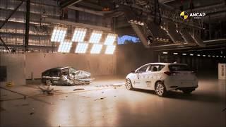 Старая Toyota заработала пять звезд за краш-тест (видео)