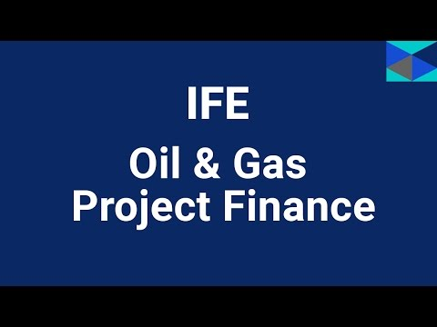 Oil & Gas Project Finance Training Course
