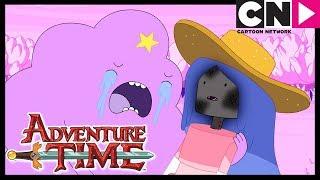 Adventure Time | Elements 7 | Princesses Fight | Hero Heart | Cartoon Network