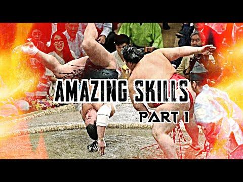 Amazing skills in