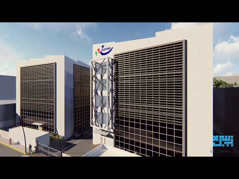 Galaxy Pharma Building at Korangi