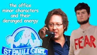 Greatest Minor Characters | The Office US | Comedy Bites