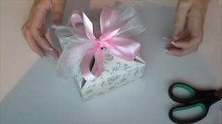 Упаковка денег на свадьбу