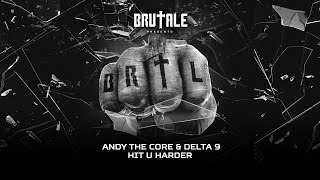 Andy The Core & Delta 9 - Hit U harder (TRAXCD 085) Resimi