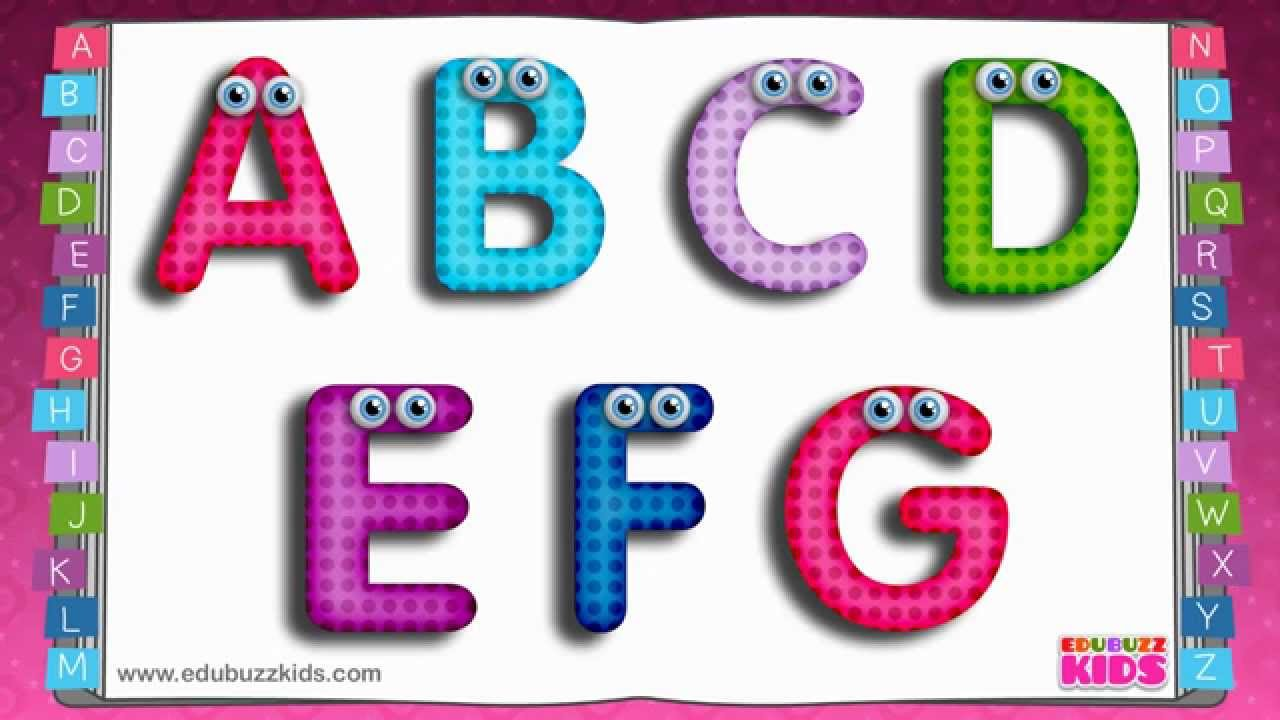 learn how to write abc for kids