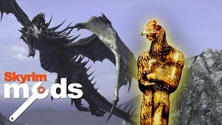Best Mods of 2014 - Top 5 Skyrim Mods of the Week