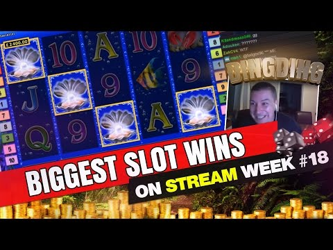Biggest Slot wins on Stream – Week 18 / 2017