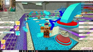 Lucky Block Tycoon Hat Wars Roblox Partie 1