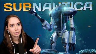 I made a prawn suit! - Subnautica [8]