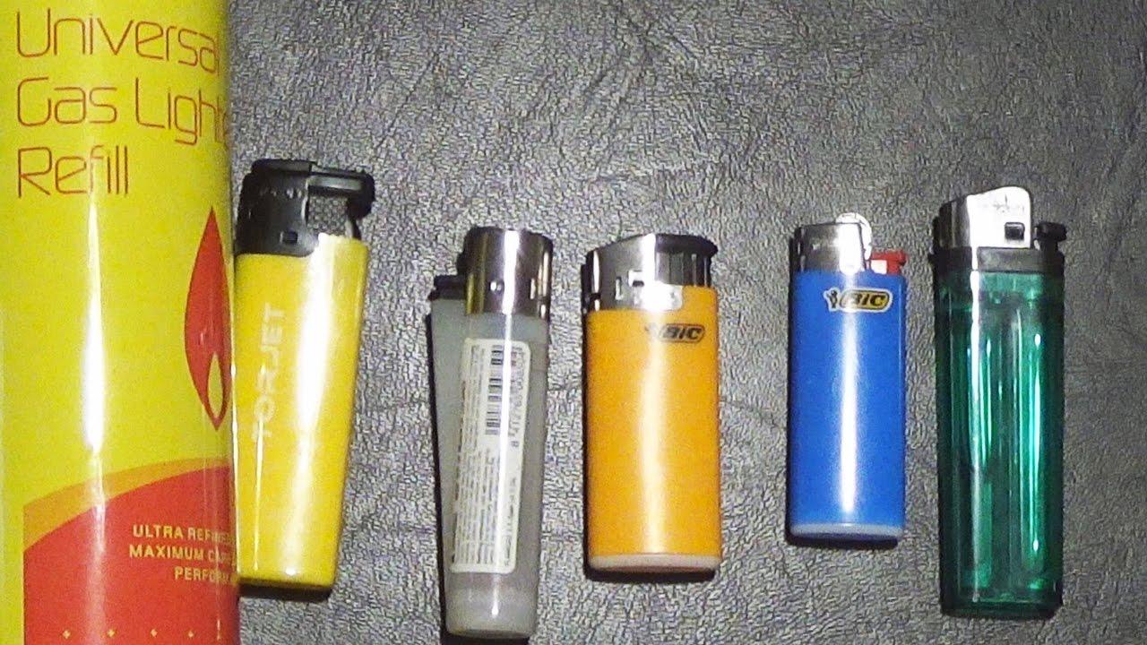 how to fix a cheap lighter