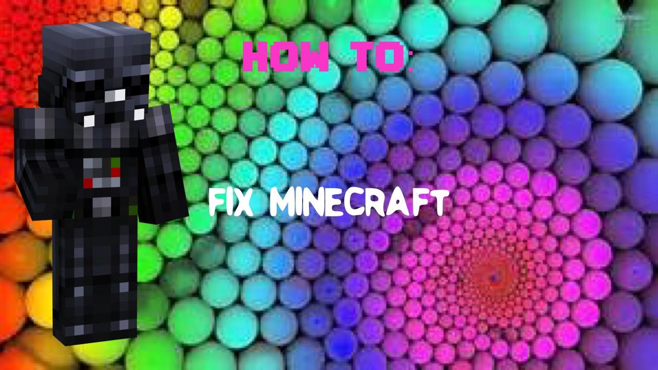 How To - Minecraft Error MC LEAKS - Fix!