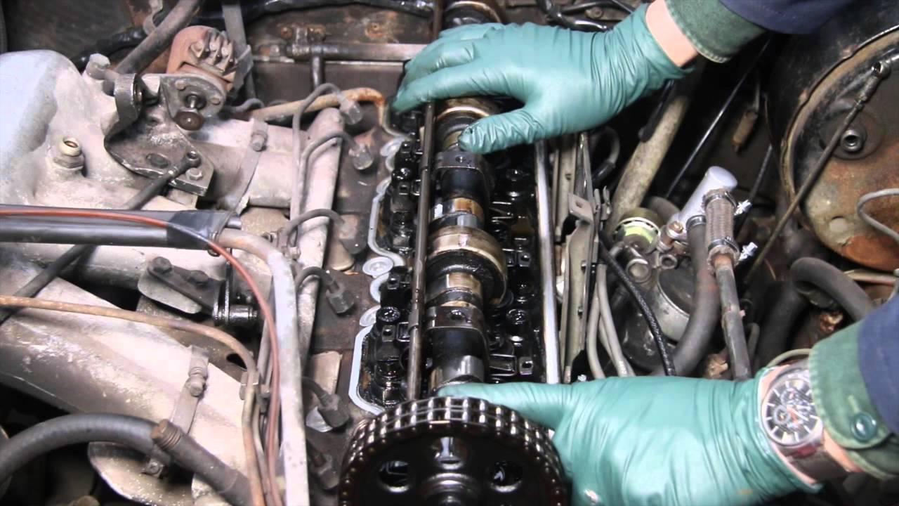 Internal Part Of Car Engine