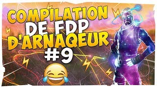 FDP COMPILATION OF ARNAQUEUR #9 OF THE GALAXY VOLEUR - Fortnite Save the World