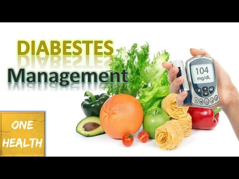 Diabetes management - One Health