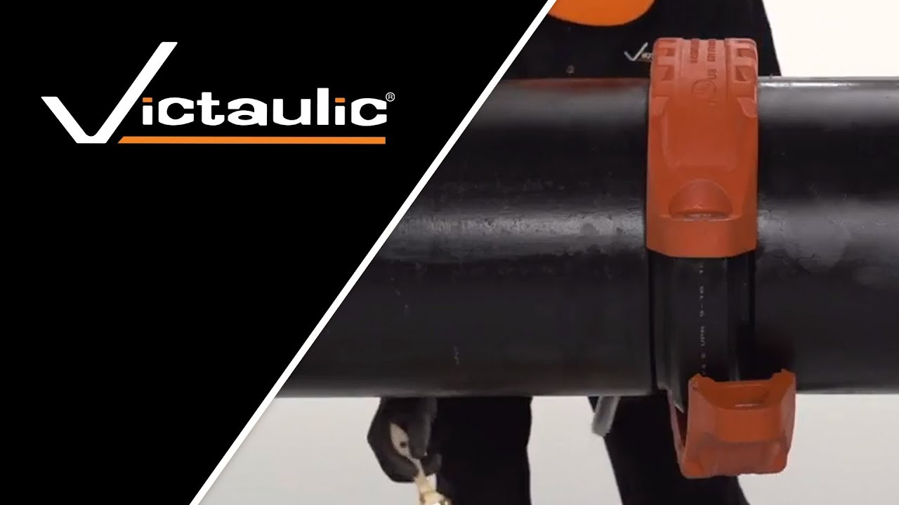 Victaulic Style W77 AGS™ Flexible Coupling Installation Instructions