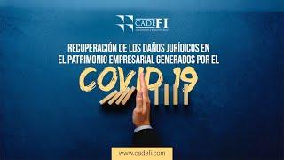 Cadefi - Recuperación de los Daños Jurídicos en el Patrimonio Empresarial Generados por el COVID 19