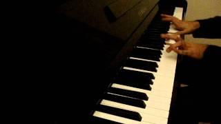 Tarkus - Eruption (piano)