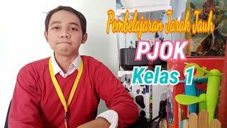 TUGAS ke-1 PJOK #BelajarDirumah Untuk siswa-siswi KELAS 1 SD Muhammadiyah Pajangan 1 D.I.Yogyakarta