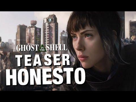 Teaser Honesto - A Vigilante do Amanhã: Ghost in the Shell - Legendado