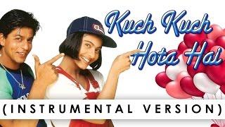 Kuch Kuch Hota Hai (Instrumental Cover) - Subhadip Koley |Tribute to SRK from a FAN|