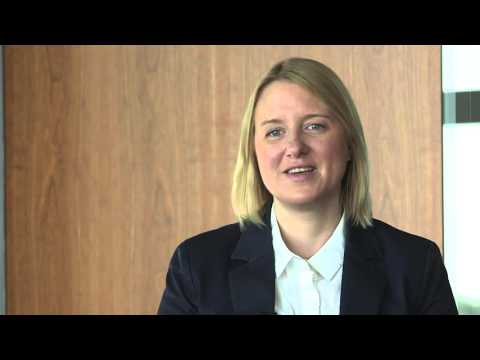 Meet Christina, one of the partners leading our women initiative here at McKinsey&Company