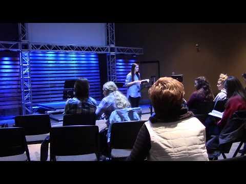 Olivia's Senior Sermon // A Solid Foundation // Indiana Wesleyan University
