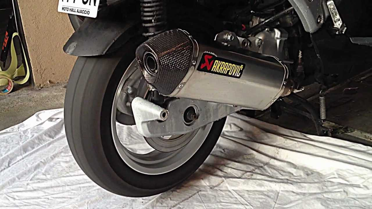 pot akrapovic xmax 125 2011 zitoprod