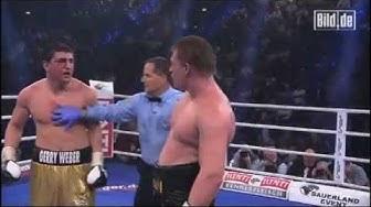 Marco Huck vs. Alexander Povetkin 25.02.2012 (Highlights)