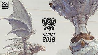 [PL] Worlds 2019   Faza Grupowa   Dzień 1   Mistrzostwa Świata League of Legends