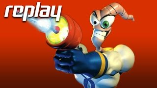 Replay - Earthworm Jim 3D