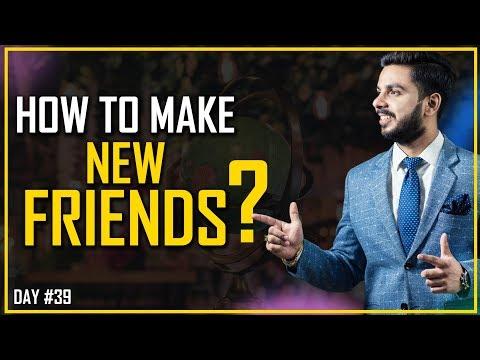 How to Make New Friends    PRT    Hindi