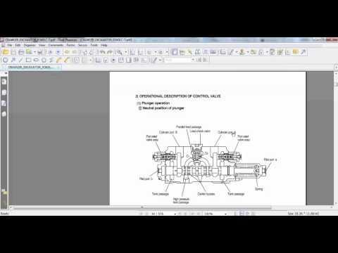 Hyundai Crawler Excavator R360LC 7 Service Manual