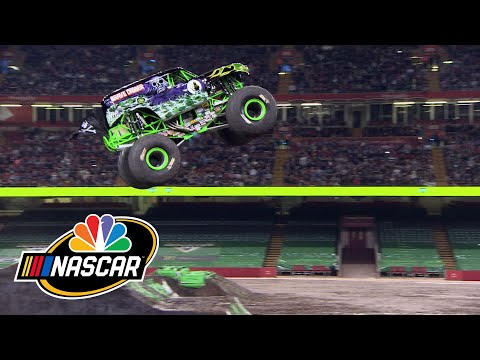 Monster Jam 2019: Sunrise, Florida | EXTENDED HIGHLIGHTS | Motorsports On NBC