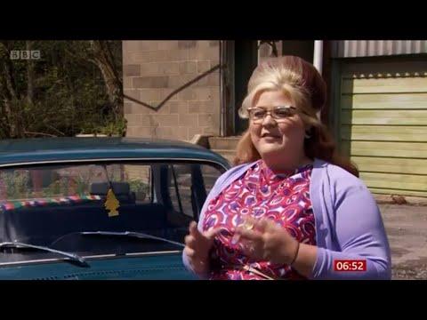 Great British Car Journey & IDRIVEACLASSIC On BBC Breakfast