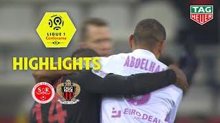 Stade de Reims - OGC Nice ( 1-1 ) - Highlights - (REIMS - OGCN) / 2018-19