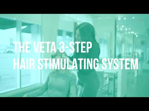 How-to: The Veta Hair Stimulating System