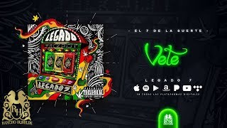 Legado 7 - Vete [Official Audio]