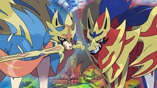 Pokemon Sword - PRZYGOTOWANIE DO WALK ONLINE