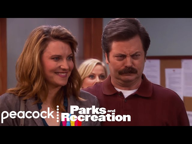 Ron Swanson's 4th Wedding - Parks and Recreation