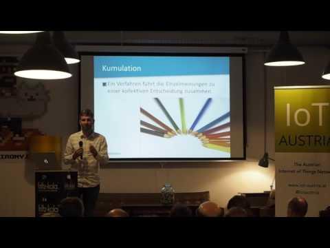 IoT Talks 2016/07 - Crowd Intelligence - Christoph Fabianek